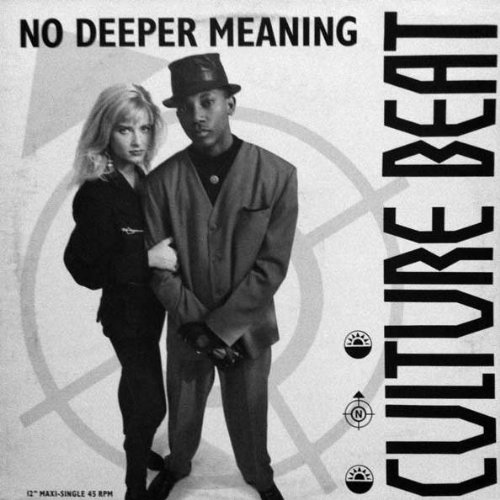 Culture Beat - No Deeper Meaning - Dance Pool - 656843 6, Dance Pool - DAN 656843 6