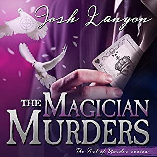 The Magician Murders cover art