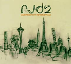 Magnificent City Iinstrumentals by RJD2 (2006-05-02)