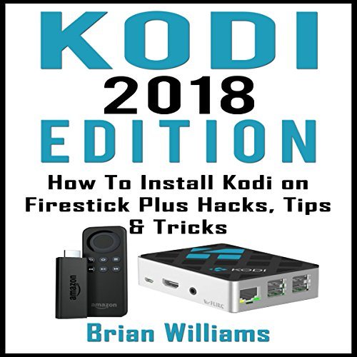 Kodi audiobook cover art