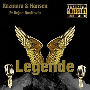 Legende (feat. Bojan Rusitovic)