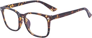 ALWAYSUV Blue Light Blocking Filter Nearsighted Shortsighted Myopia Glasses -1.0 to -4.0 These Are Not Reading Glasses
