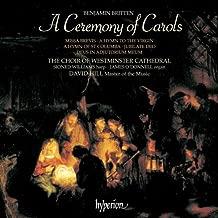 Britten: A Ceremony of Carols; Missa Brevis