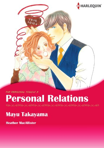 Personal Relations: Harlequin comics (The Personal Touch! Book 3) (English Edition)