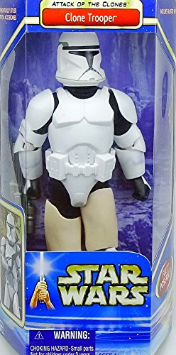 Hasbro Clone Trooper Attack of The Clones 12
