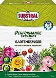 Substral Naturen Performance Organics Gartendünger,...