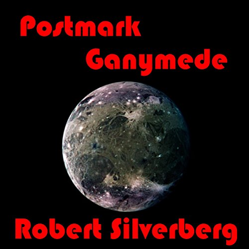 Postmark Ganymede audiobook cover art