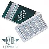 12 filtres pour Ezee Cigarette Électronique rechargeable Saveur de Menthol Sans Nicotine ni Tabac Seulement des filtres