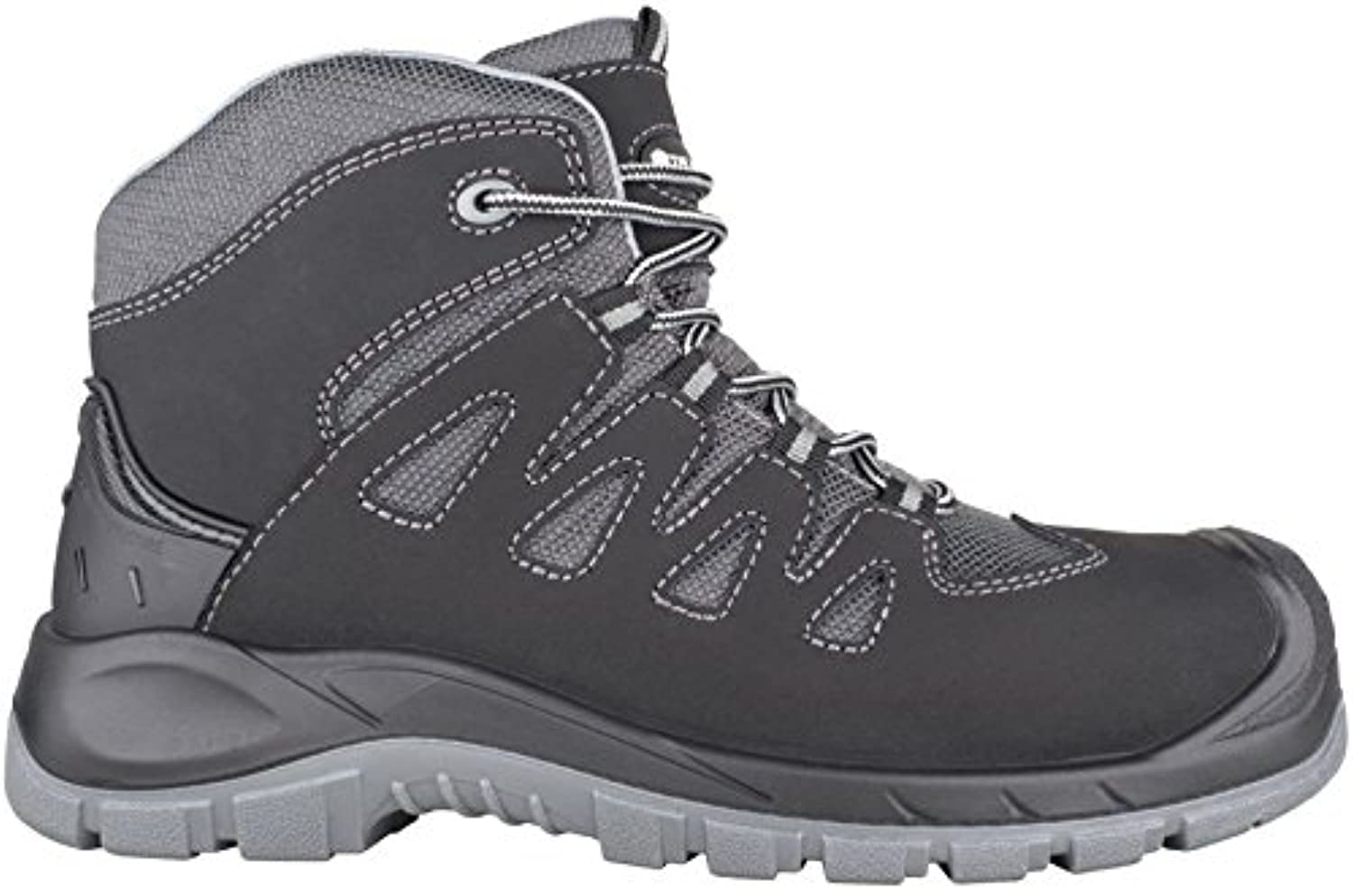 TG8047041 SAFETY shoes ICON  S3 Src Size 41 In Black