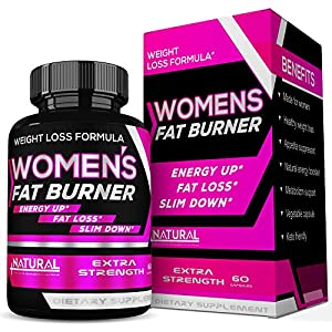 Fat Burner Thermogenic Weight Loss Diet Pills That Work Fast for Women 6 - Weight Loss Supplements - Keto Friendly-Carb… 5