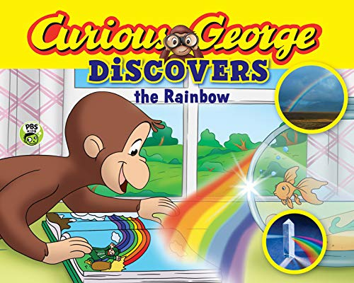 Curious George Discovers the Rainbow (English Edition)