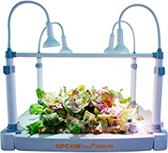 OPCOM Tabletop Hydroponic Grow Box - 50 Grow Sites, Model Number OFG001