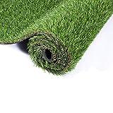 GOLDEN MOON Artificial Grass for Dogs 1' 3ft x 5ft Pet Grass Puppy Potty Training Grass Pee Pad Fake Grass Mat for Garden Play Yard Autumn Grass Series