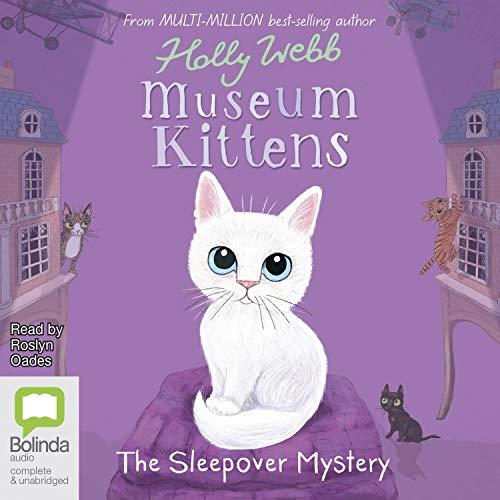 The Sleepover Mystery cover art