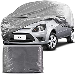 Capa Para Cobrir Carro Forro Impermeável Ford KA Tamanho P