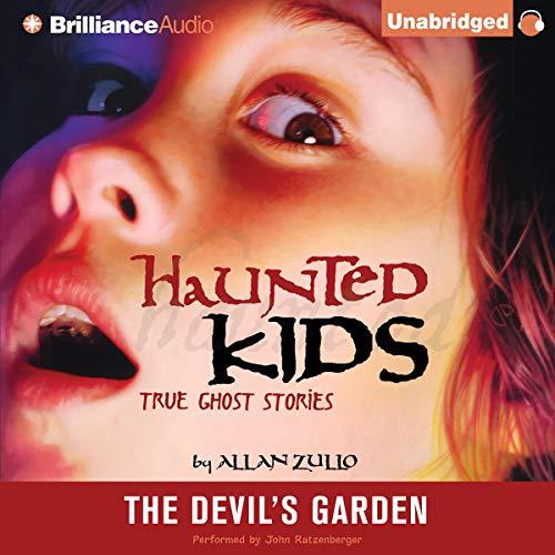 The Devil's Garden audiobook cover art