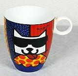 Taza 'L.A Cat'–Goebel (Romero Britto)