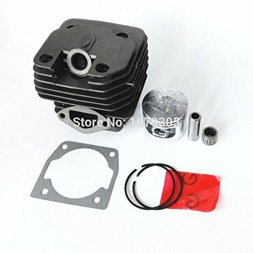 4500 45 cc cilindro de motosierra y kit de pistón diámetro 43 mm