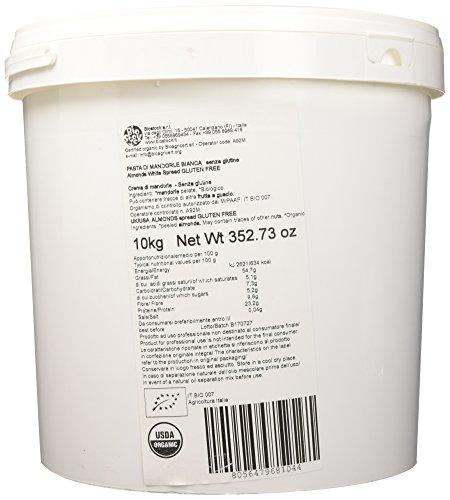Probios Crema Pasta di Mandorla Bianca S/G - 10 kg