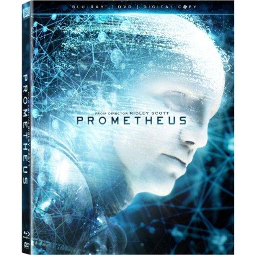 Prometheus (Dvd + Blu-Ray + Copia Digital) [Dvd] (2012) Noomi Rapace, Michael