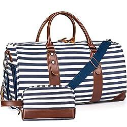 """Image of Oflamn 21"""" Weekender Bags...: Bestviewsreviews"""