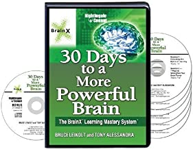 30 Days to a More Powerful Brain (6 Compact Disc/1 Bonus Disc/Online Learning Component)