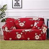PPMP Funda elástica para sofá, Funda de sofá en Forma de L elástica, Funda de sofá seccional para Muebles de Sala de Estar, sillones A5 2 plazas