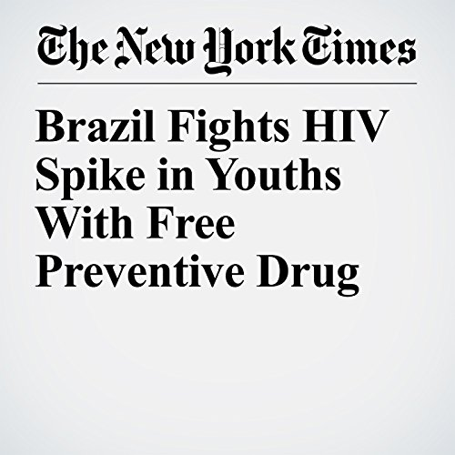Brazil Fights HIV Spike in Youths With Free Preventive Drug copertina