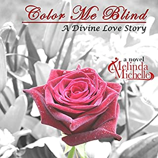 Color Me Blind audiobook cover art