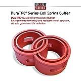 U.S. RubberShox DuraTPE Series Front-Rear Car Coil Spring Buffer Cushion/Automotive Suspension Shock...
