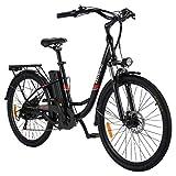 VIVI Bicicleta Electrica E-Bike 26