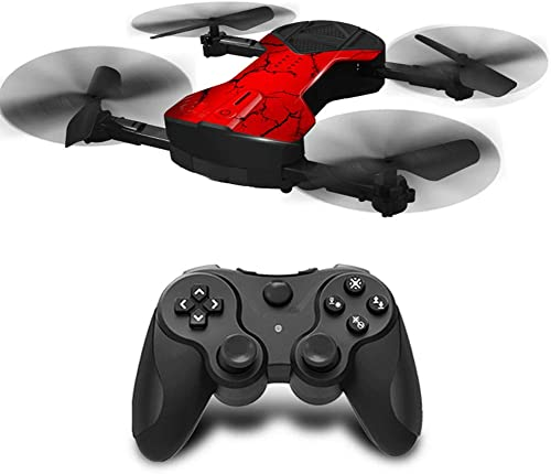 CAPTIANKN Remote Control Drone, 30W Pixel HD Camera Collapsible WiFi Real-Time-übertragung Remote Four-Axis Aircraft