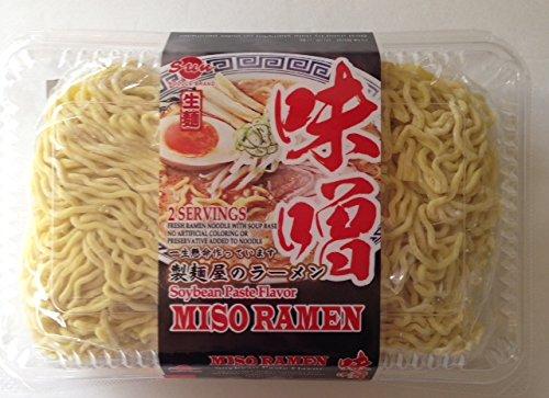 Fresh Ramen 12 Oz Pack Of 2 Soybean Miso Paste Buy Online In Papua New Guinea At Desertcart