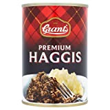 Grant's Premium Haggis 392g - traditionelles schottisches Gericht -