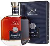 Braastad Cognac XO Superiore, 40 % vol, 1er Pack (1 x 700 ml) -