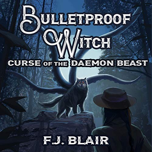 Curse of the Daemon Beast audiobook cover art