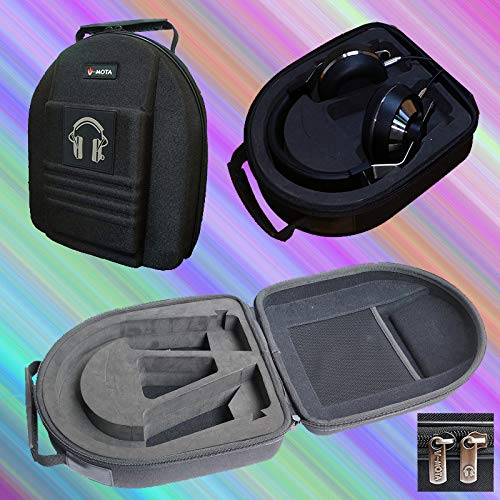TDC Headphone Suitcase Carry case boxs for Focal Utopia, elear, Focal Elegia Audiophile, Stellia, Clear and Final Audio Design Sonorous VI HiFi Headset