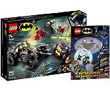 Collectix Lego DC Comics Super Heroes 76159 Jokers - Juego de caza de persecución de trikes y diversión para los verdaderos héroes (cubierta blanda)