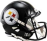 Riddell Pittsburgh Steelers Revolution Speed Full-Size Replica Football Helmet - NFL Replica Helmets