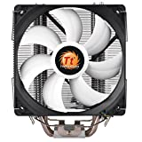 Thermaltake Contac Silent 12 サイドフロー型CPUクーラー 「AMD AM4 対応」 FN1072 CL-P039-AL12BL-A