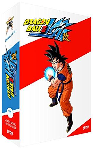 Dragon Ball Z Kai - Partie 1 (9 DVD)