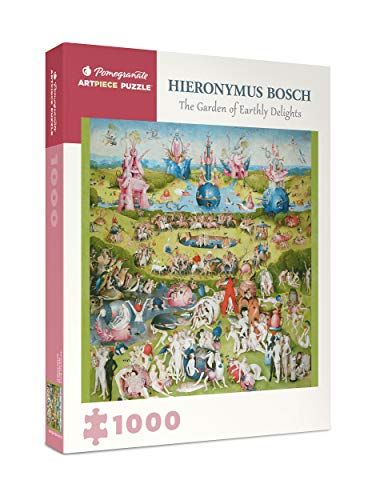 Hieronymus Bosch - Puzzle de 1000 piezas