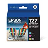 Epson T127520 DURABrite Ultra Multipack Extra High Capacity Cartridge Ink