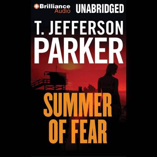 Summer of Fear audiobook cover art