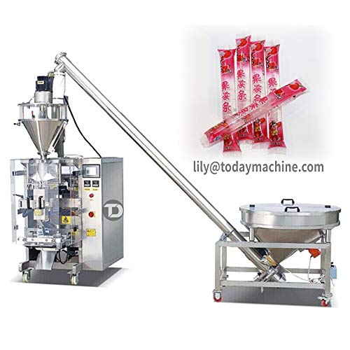 Sale!! Automatic Tomato Sauce Packet Packaging Filling Machine