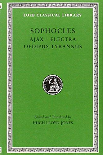 Ajax. Electra. Oedipus Tyrannus: 20