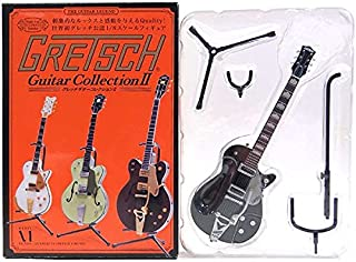 【6】 メディアファクトリー 1/8 GRETSCH グレッチギターコレクションII デュオジェット (G6128TDS Duo Jet) 単品
