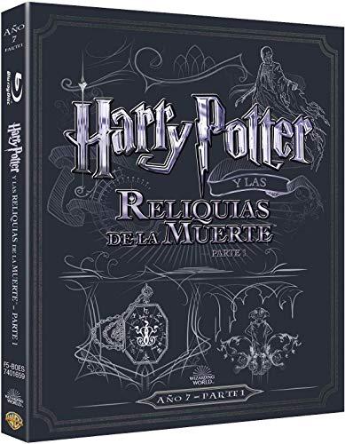 Harry Potter Y Las Reliquias De La Muerte Parte 1. Ed19 Bd [Blu-ray]