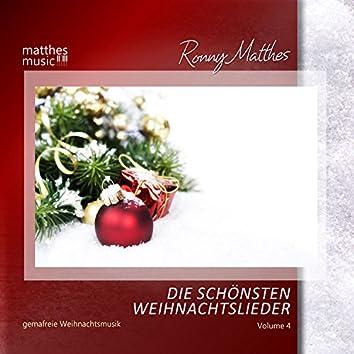 Die schönsten Weihnachtslieder, Vol. 4 - Gemafreie instrumentale Weihnachtsmusik (inkl. Klaviermusik)