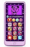 Cefa Toys- Teléfono Juguete, Color Violeta (Leap Frog 1)